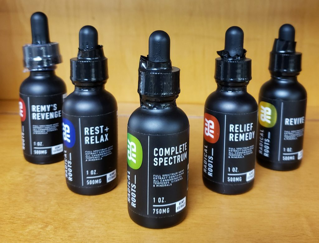 Radical Roots products